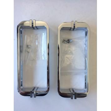 Душевая кабина Dusel А-511 90х90х190 стекло прозрачное без поддона-3
