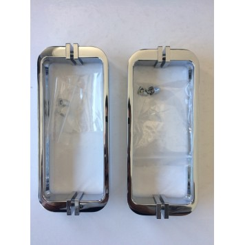 Душевая кабина Dusel А-511 90х90х190 стекло шиншиллах без поддона-5
