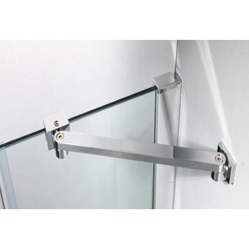 Душевая кабина Dusel А-715 100х100х190 стекло прозрачное без поддона-4
