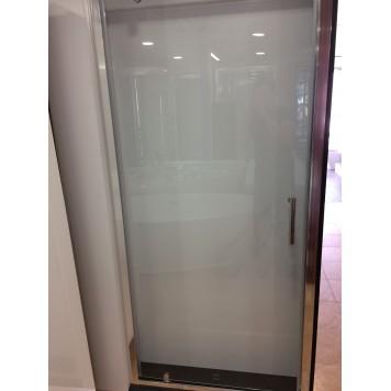 Душевая дверь в нишу Dusel FА-516, 90 см, стекло прозрачное-3