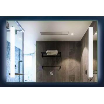 Зеркало DUSEL LED DE-M1041 80х65-4