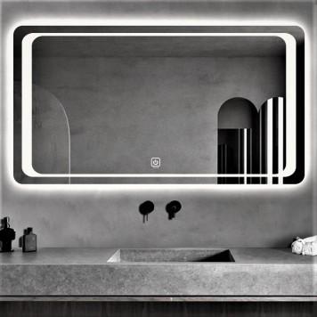 Зеркало DUSEL LED DE-M3031 90х70