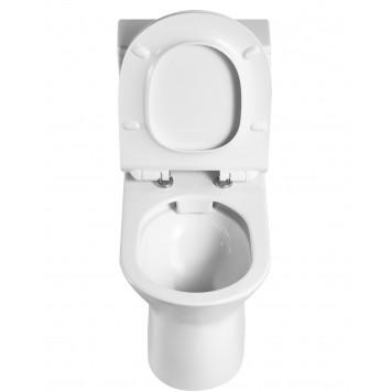Унитаз-компакт с сиденьем Soft-Close DUSEL VERONA DTPT10212230R-2