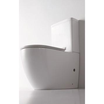 Унитаз-компакт с сиденьем Slim Soft-Close DUSEL ARTI DTPT10210430R-3
