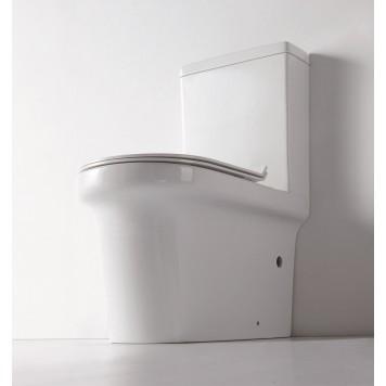Унитаз-компакт с сиденьем Slim Soft-Close  DUSEL MOJO DTPT10210130R-3