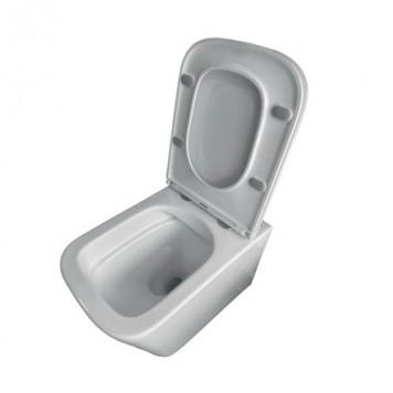 Унитаз с сиденьем Slim Soft-Close DUSEL IVIA DWHT10210330R-5