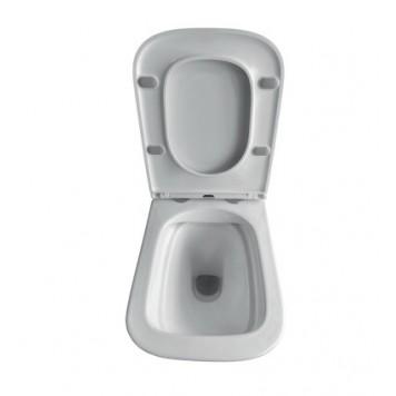 Унитаз с сиденьем Slim Soft-Close DUSEL IVIA DWHT10210330R-6