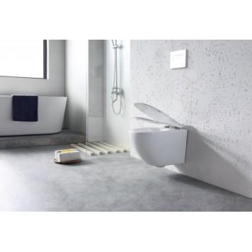 Унитаз с сиденьем Slim Soft-Close DUSEL LEVITA DWHT10201130R-2