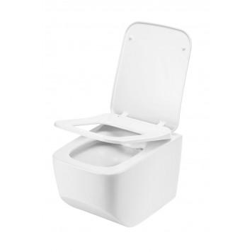 Унитаз с сиденьем Slim Soft-Close DUSEL LUNAR DWHT10201530R