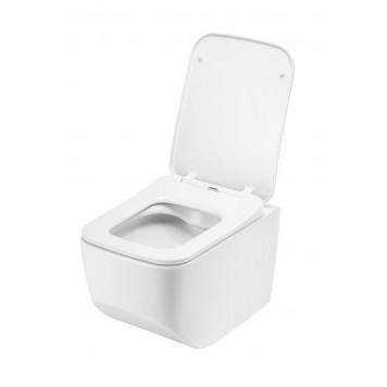 Унитаз с сиденьем Slim Soft-Close DUSEL LUNAR DWHT10201530R-1