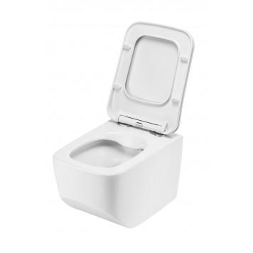 Унитаз с сиденьем Slim Soft-Close DUSEL LUNAR DWHT10201530R-2