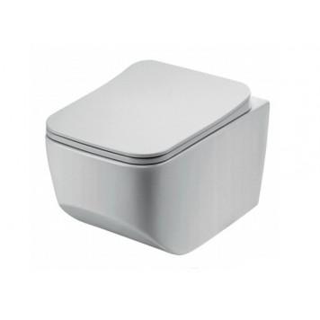 Унитаз с сиденьем Slim Soft-Close DUSEL LUNAR DWHT10201530R-5