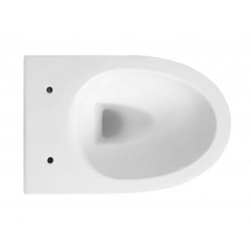 Унитаз с сиденьем Soft-Close DUSEL SENTIA DWHT10201630R-1