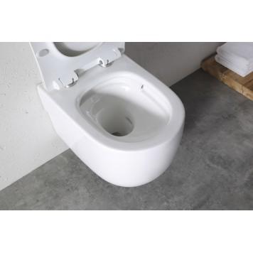 Унитаз с сиденьем Slim Soft-Close DUSEL VORTEX DWHT10201230R-2