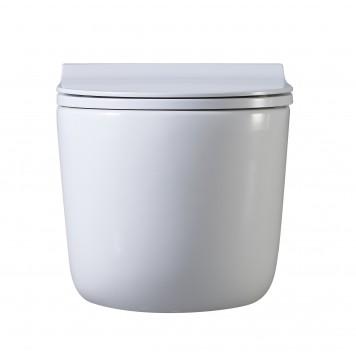 Унитаз с сиденьем Slim Soft-Close DUSEL VORTEX DWHT10201230R-3