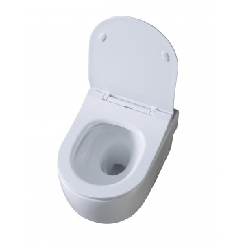 Унитаз с сиденьем Slim Soft-Close DUSEL VORTEX DWHT10201230R-7