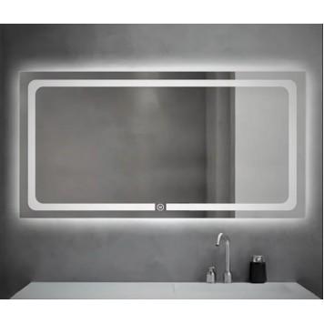 Зеркало DUSEL LED DE-M3001 120х75