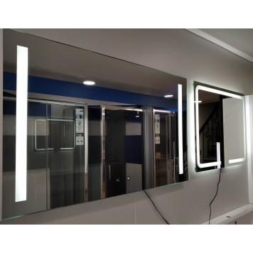 Зеркало DUSEL LED DE-M1041 100х75-5