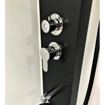 Гидромассажная панель Dusel DU8815B-00 Black Matt-1
