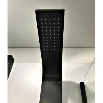 Гидромассажная панель Dusel DU2018-AB Black Matt-1