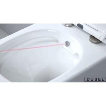 Унитаз-биде c термостатом и с сиденьем Slim Soft-Close DUSEL CUBIS Termix DWHT10201030ТМ-1