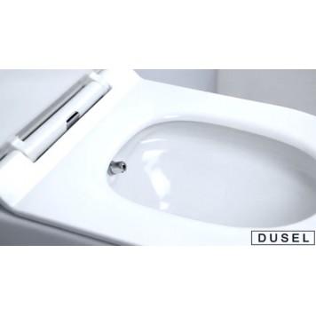 Унитаз-биде с сиденьем Slim Soft-Close DUSEL Levita Mix DWHT10201130М-1