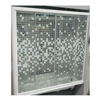 Душевая штора Triton стекло Мозаика 150-4