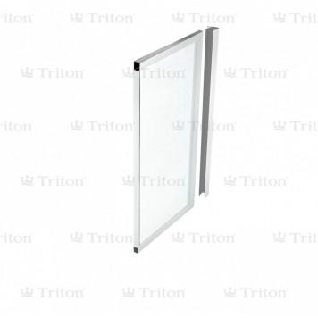 Торцевая штора Triton стекло ЭКО 70-1