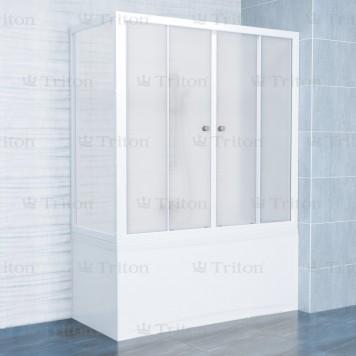 Душевая штора Triton стекло Эко 150-2