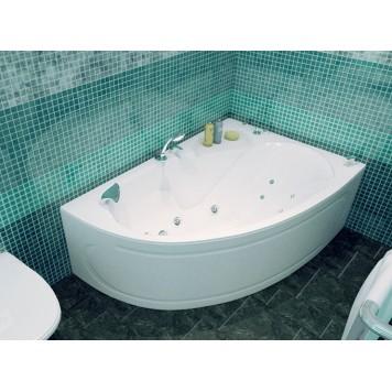 Акриловая ванна Triton Изабель (левая) 170x100-3