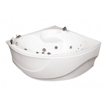 Акриловая ванна Triton Эрика 140x140-2