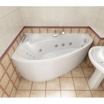 Акриловая ванна Triton Пеарл-шелл (правая) 160x104-5