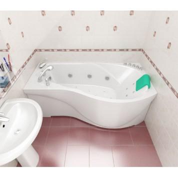Акриловая ванна Triton Мишель (левая) 170x96-3