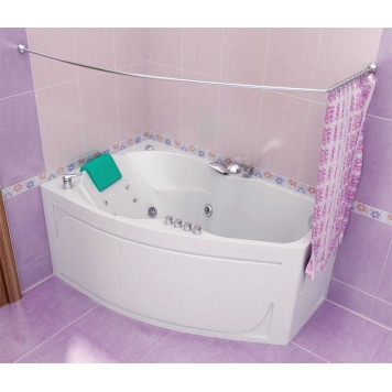 Акриловая ванна Triton Лайма (правая) 160x95-4