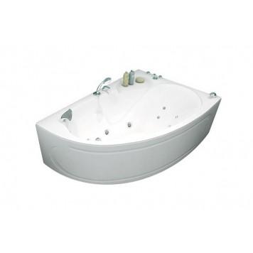 Акриловая ванна Triton Изабель (левая) 170x100-2