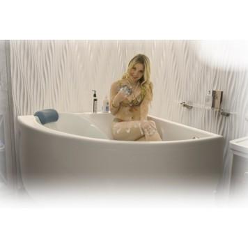 Акриловая ванна Triton Синди 125x125-1