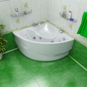 Акриловая ванна Triton Синди 125x125-2