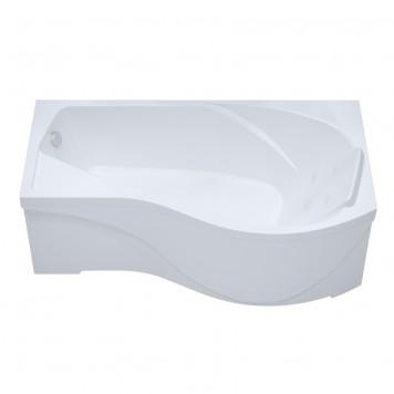 Акриловая ванна Triton Мишель (левая) 170x96-1