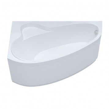 Акриловая ванна Triton Пеарл-шелл (правая) 160x104-1