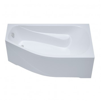 Акриловая ванна Triton Скарлет (левая) 167x96-6