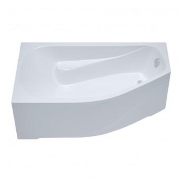 Акриловая ванна Triton Скарлет (правая) 167x96-1