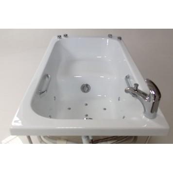 Акриловая ванна Triton Арго 120x70-1