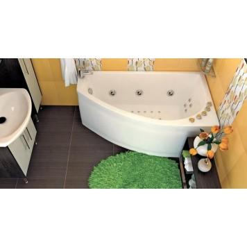 Акриловая ванна Triton Бэлла (левая) 140x76-1