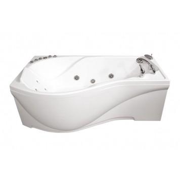 Акриловая ванна Triton Мишель (правая) 170x96-3
