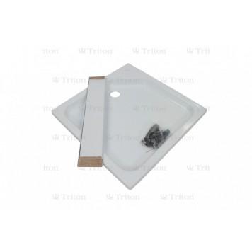 Акриловый поддон Triton PD1 90х90-3