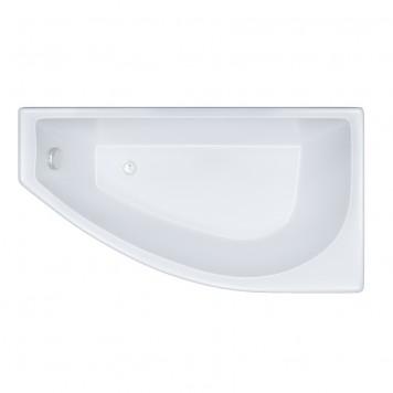 Акриловая ванна Triton Бэлла (левая) 140x76