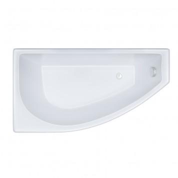 Акриловая ванна Triton Бэлла (правая) 140x76