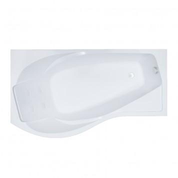 Акриловая ванна Triton Мишель (правая) 170x96