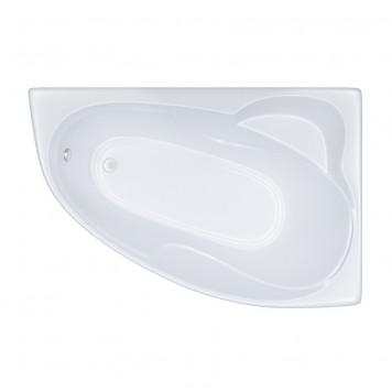 Акриловая ванна Triton Изабель (левая) 170x100