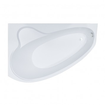 Акриловая ванна Triton Пеарл-шелл (правая) 160x104
